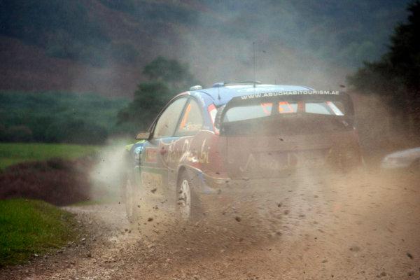 Round 12Rally Great Britain 22nd - 25th October 2009Mikko Hirvonen, Ford, ActionWorldwide Copyright: McKlein/LAT