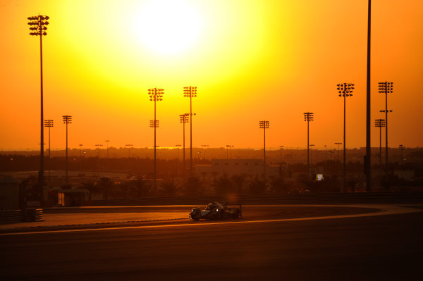 2017 FIA World Endurance Championship, Bahrain Internaternal Circuit, Bahrain. 16th-18th November 2017, #38 Jackie Chan DC Racing ORECA 07-Gibson: Ho-Pin Tung, Thomas Laurent, Oliver Jarvis  World Copyright. JEP/LAT Images