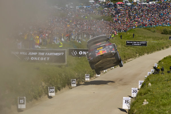 2017 FIA World Rally Championship, Round 06, Rally Portugal, May 18 - 21 2017, Sebastien Ogier, Ford, action, Worldwide Copyright: McKlein/LAT