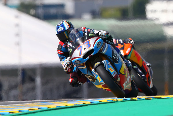 2017 Moto2 Championship - Round 5 Le Mans, France Friday 19 May 2017 Alex Marquez, Marc VDS World Copyright: Gold & Goose Photography/LAT Images ref: Digital Image 670537