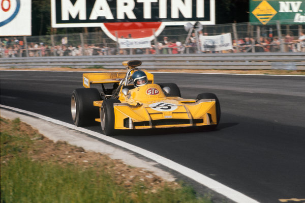 1973 Belgian Grand Prix.  Zolder, Belgium. 18-20th May 1973.  Mike Beuttler, March 731 Ford.  Ref: 73BEL52. World Copyright: LAT Photographic