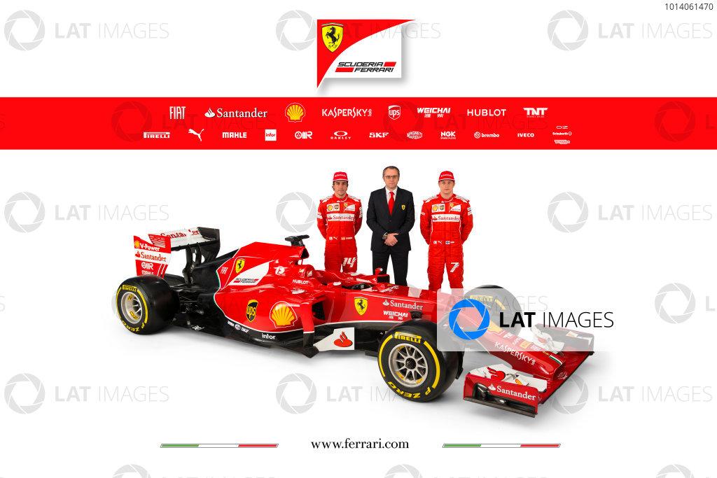 Ferrari F14 T Launch