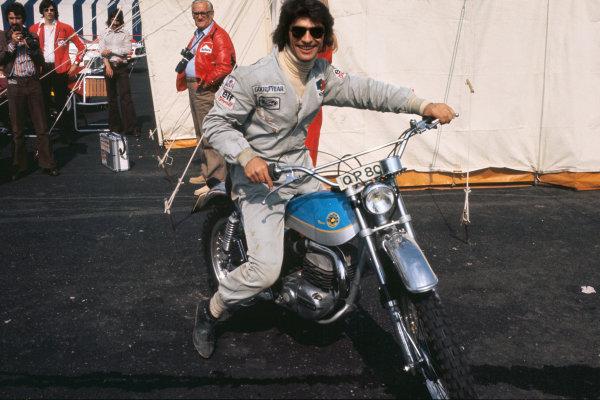1973 Belgian Grand Prix.  Zolder, Belgium. 18-20th May 1973.  François Cevert, Tyrrell.  Ref: 73BEL02. World Copyright: LAT Photographic