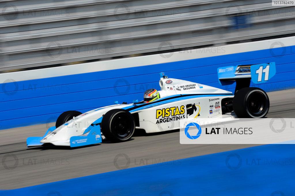 2012 Indy Lights Milwaukee