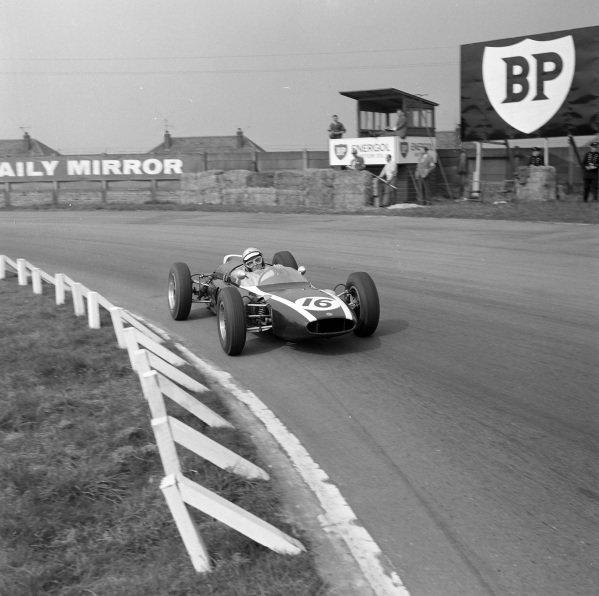 Bruce McLaren, Cooper T55 Climax.