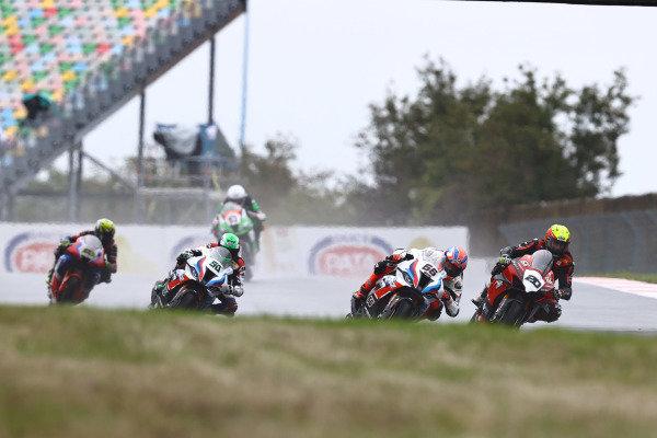 Sylvain Barrier, Brixx Performance, Tom Sykes, BMW Motorrad WorldSBK Team, Eugene Laverty, BMW Motorrad WorldSBK Team, Alvaro Bautista, Team HRC.