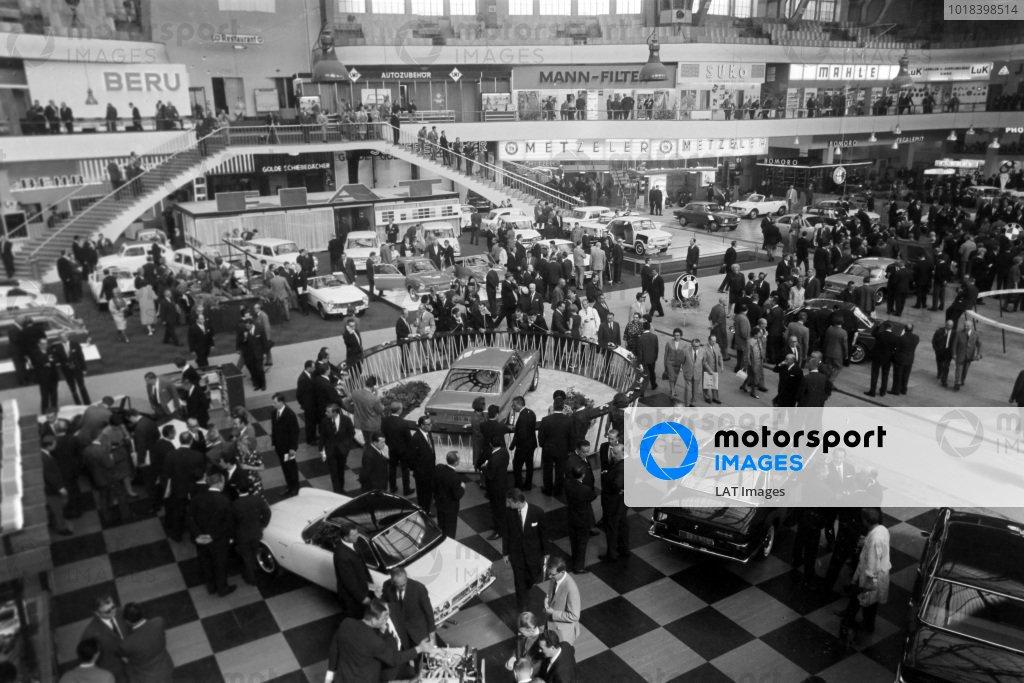 Frankfurt Motor Show overview