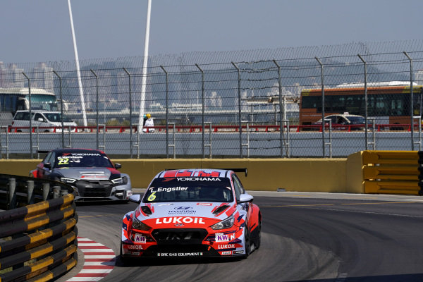 Luca Engstler, Hyundai Team Engstler Hyundai i30 N TCR.