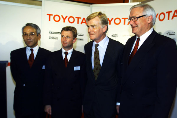 2000 Belgian Grand Prix.