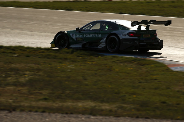 Car of Marco Wittmann, BMW Team RMG, BMW M4 DTM.