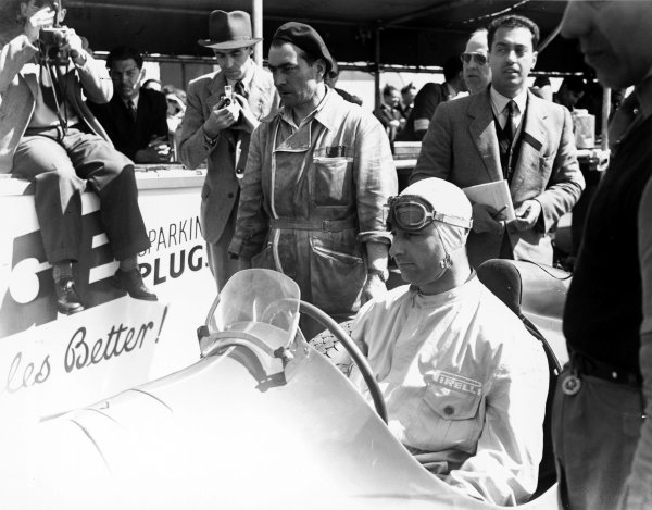1950 British Grand Prix