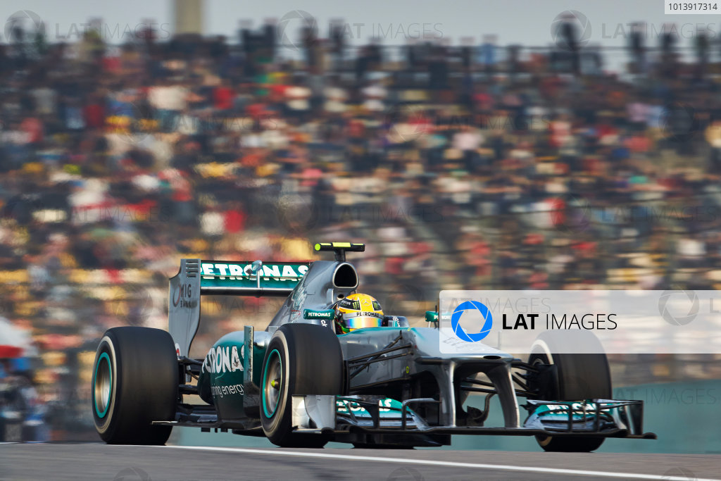 Shanghai International Circuit, Shanghai, China Sunday 13th April 2013 World Copyright: Steve Etherington/LAT Photographic ref: Digital Image SNE16274 copy