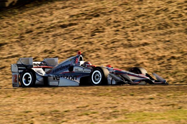 Verizon IndyCar Series GoPro Grand Prix of Sonoma Sonoma Raceway, Sonoma, CA USA Thursday 14 September 2017 Will Power, Team Penske Chevrolet World Copyright: Scott R LePage LAT Images ref: Digital Image lepage-170914-son-1794