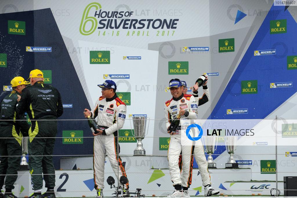 Round 1 - 6 Hours of Silverstone