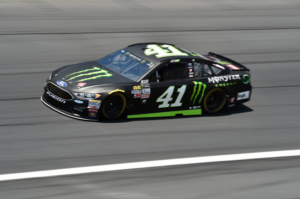 Monster Energy NASCAR Cup Series Monster Energy NASCAR All-Star Race Charlotte Motor Speedway, Concord, NC USA Friday 19 May 2017 Kurt Busch, Stewart-Haas Racing, Monster Energy Ford Fusion World Copyright: John K Harrelson LAT Images ref: Digital Image 17CLT1jh_01560