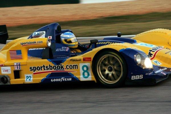 Guy Cosmo (USA) / James Bach (USA) / Elliot Forbes-Robinson (USA) B-K Motorsports Courage C65 Mazda. American Le Mans Series, Rd9, Petit Le Mans, Road Atlanta, USA, 29 September-1 October 2005. DIGITAL IMAGE