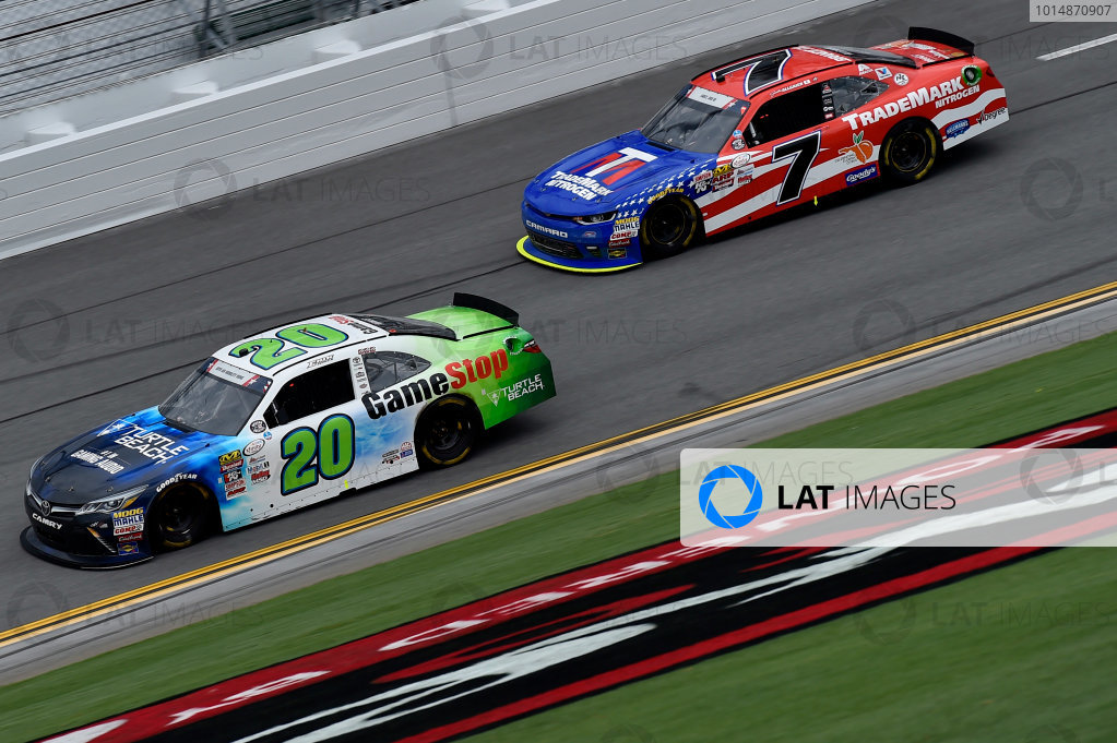 Round 15 - Daytona International Speedway, Florida