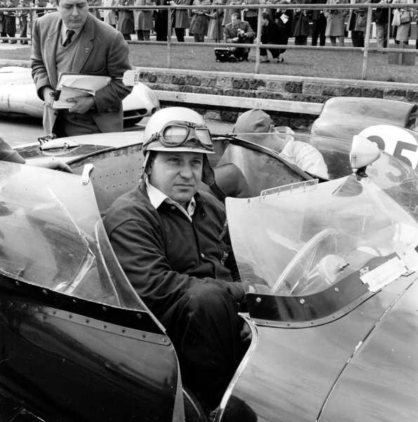 Formula 1 World Championship.Ivor Bueb.Ref-4718.World - LAT Photographic