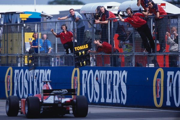 2002 International F3000 Championship