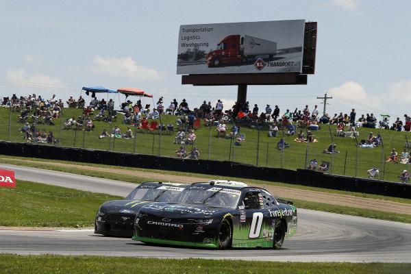 #0: Jeffrey Earnhardt, JD Motorsports, Chevrolet Camaro ForeverLawn