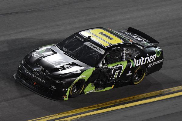 #10: Jeb Burton, Kaulig Racing, Chevrolet Camaro Nutrien Ag Solutions