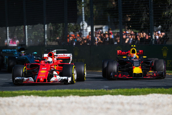 at Formula One World Championship, Rd1, Australian Grand Prix, Race, Albert Park, Melbourne, Australia, Sunday 26 March 2017.