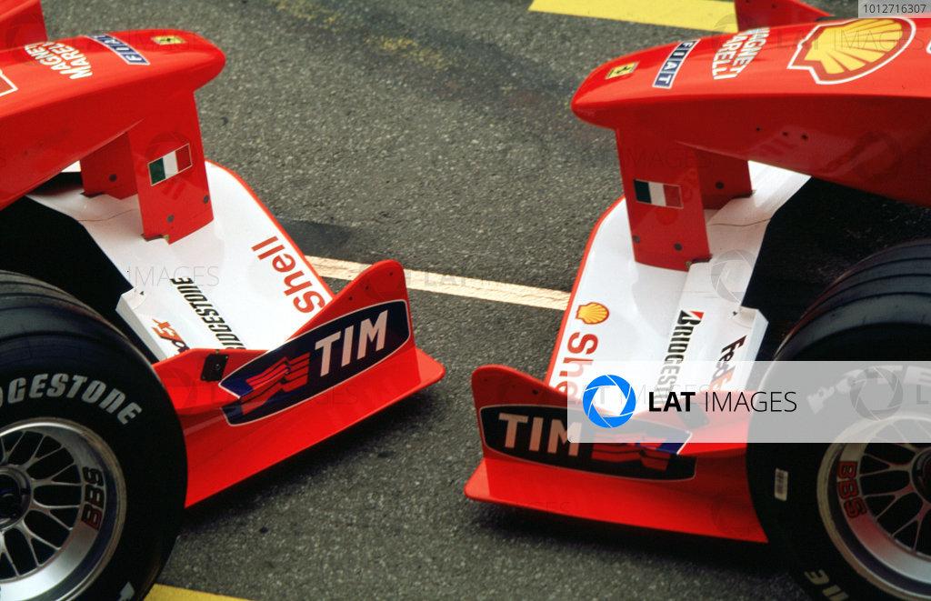 2000 Spanish Grand Prix Formula 1 Photo