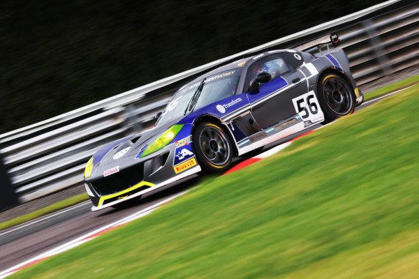 Mark Sansom / Charlie Robertson - Assetto Motorsport Ginetta G56