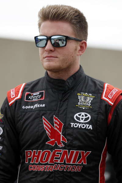 #99: Stefan Parsons, B.J. McLeod Motorsports, Toyota Supra Phoenix Construction