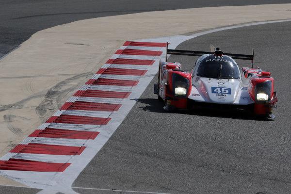 2016 FIA World Endurance Championship Rookie Test, Bahrain International Circuit, 20th November 2016, Weiron Tan - Manor Oreca  World Copyright. Jakob Ebrey/LAT Photographic