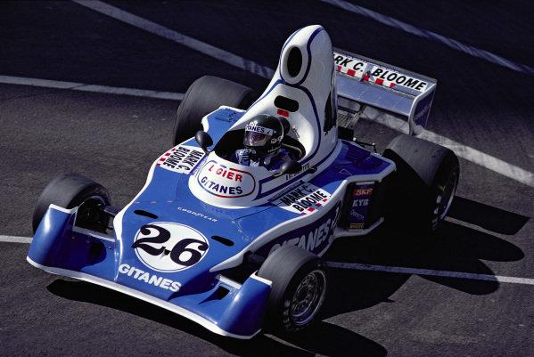 Jacques Laffite, Ligier JS5 Matra.
