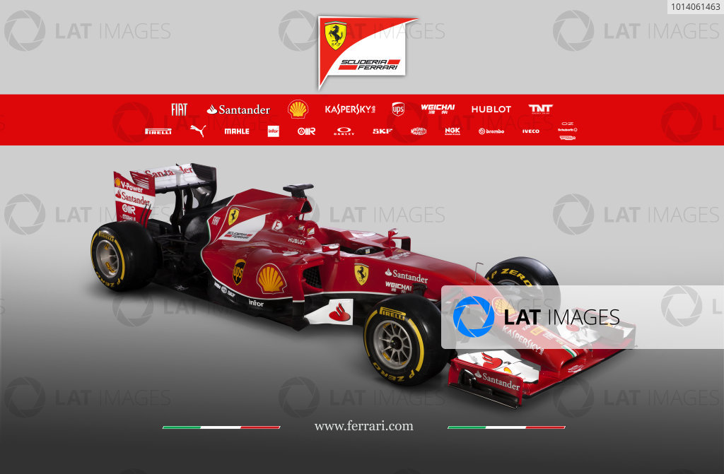 Ferrari F14 T Launch