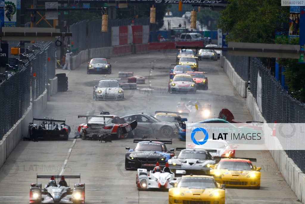 2013 ALMS Baltimore