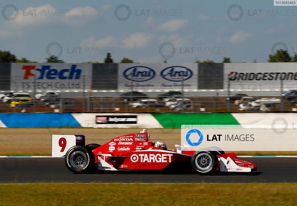 2011 IndyCar Motegi Priority