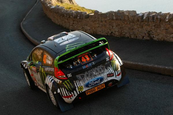 Round 13 - Wales Rally GB. 10th-13th November 2011. Ken Block, Ford, ActionWorldwide Copyright: McKlein/LAT