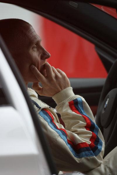 Gran Premio D'Itali Alice.Mugello, Italy. 31st May 2009.BMW safety car driver.World Copyright: Martin Heath/LAT Photographicref: Digital Image BPI_Moto 8k5f