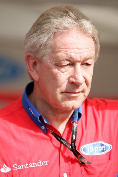 Autodromo di Monza, Monza, Italy 11th September.Thursday PreviewPaul Jackson, iSport International Team Principal. Portrait. World Copyright: Alastair Staley/GP2 Series Media Service. ref: Digital Image _MG_3583