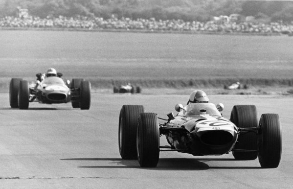 Silverstone, England. 15th July 1967. Rd 6.