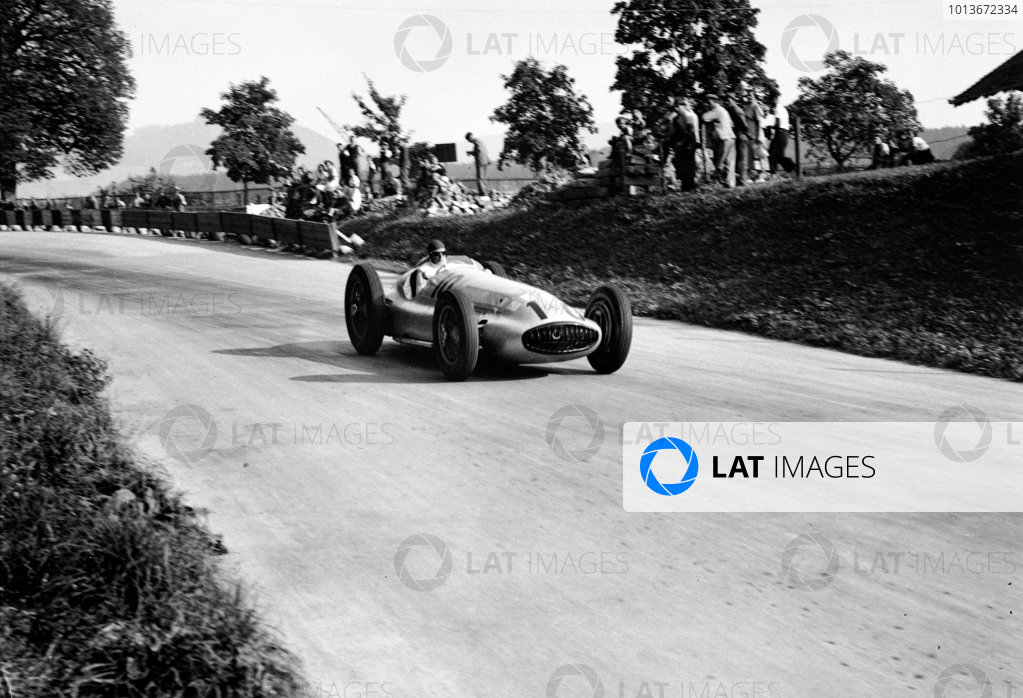 1939 Swiss Grand Prix.