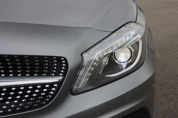 Mercedes A 250, 2012