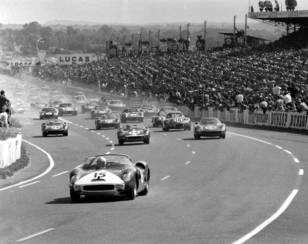1964 Le Mans 24 hours.