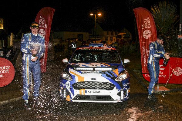 58 Eamonn Kelly / Conor Mohan - Ford Fiesta Rally 4