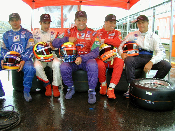 1999 CART Rio 200. May 15, 1999, Rio de Janeiro, Brazil