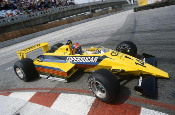 Emerson Fittipaldi, Fittipaldi F5A Ford.