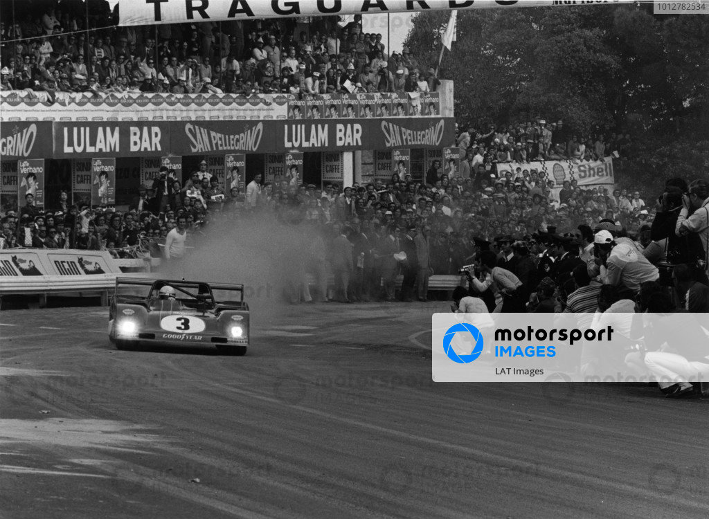 1973 Targa Florio.