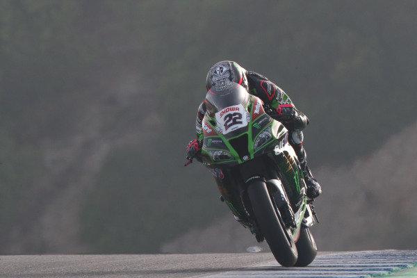 Alex Lowes, Kawasaki Racing Team.
