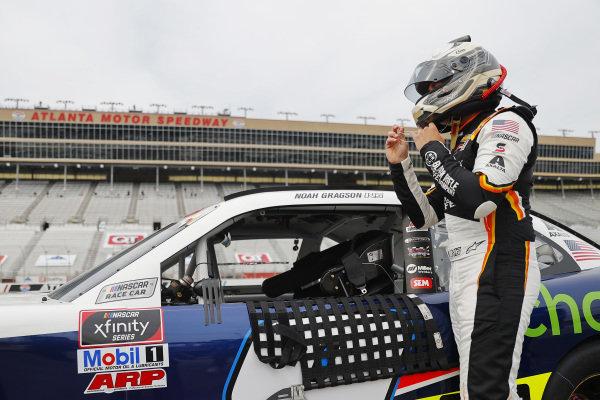 Noah Gragson, JR Motorsports Chevrolet Axalta/EchoPark Automotive, Copyright: Chris Graythen/Getty Images.