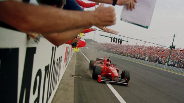 1998 Hungarian Grand Prix.