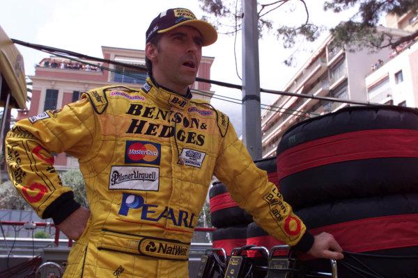 1999 Monaco Grand Prix.Monte Carlo, Monaco.13-16 May 1999.Damon Hill (Jordan Mugen Honda).World Copyright - TEE/LAT Photogarphic