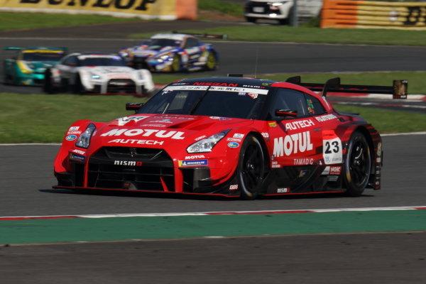 Tsugio Matsuda & Ronnie Quintarelli, NISMO Nissan GT-R Nismo GT500, 3rd